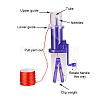 Creative Hand-operated Embellish-Knit Knitting MachineTOOL-WH0042-01-7