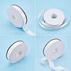 100% Polyester Double-Face Satin Ribbons for Gift PackingSRIB-E043-2.5cm-000-6