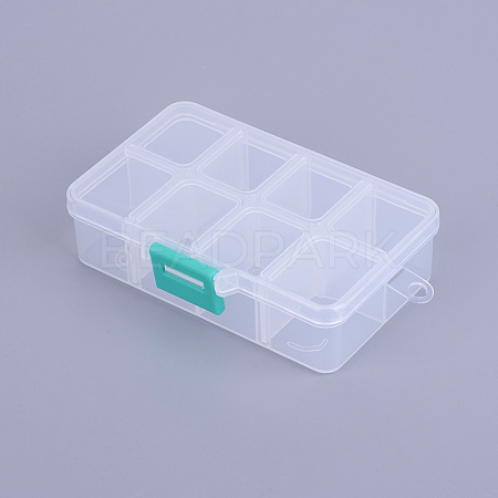 Organiser Storage Plastic BoxesX-CON-X0002-01-1