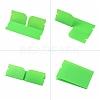 Portable Foldable Plastic Mouth Cover Storage Clip OrganizerAJEW-E034-71F-2