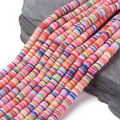 Handmade Polymer Clay BeadsCLAY-R067-8.0mm-M1-1